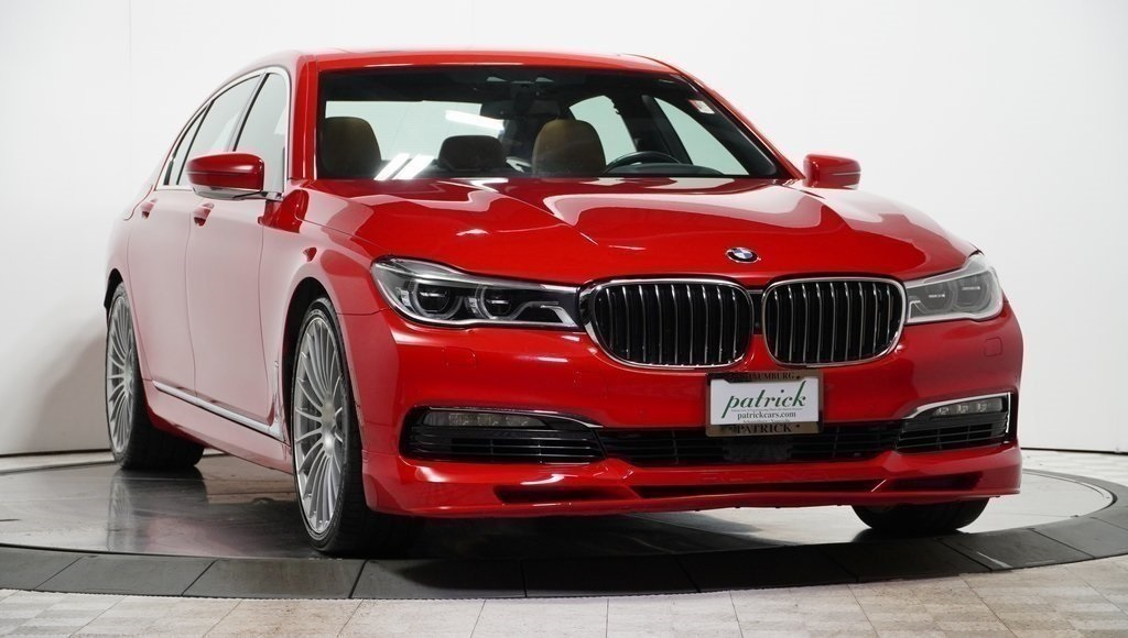 Pre-Owned 2017 BMW 7 Series ALPINA B7 xDrive