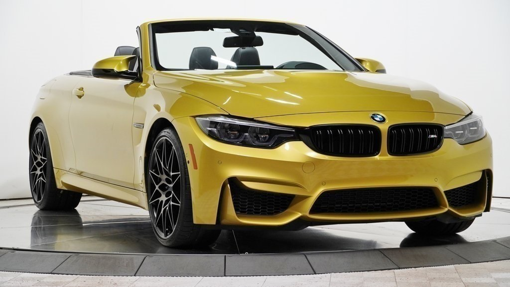 Pre-Owned 2019 BMW M4 Base