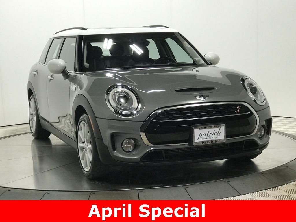 Certified Pre-Owned 2017 MINI Cooper S Clubman ALL4. MINI CPO.