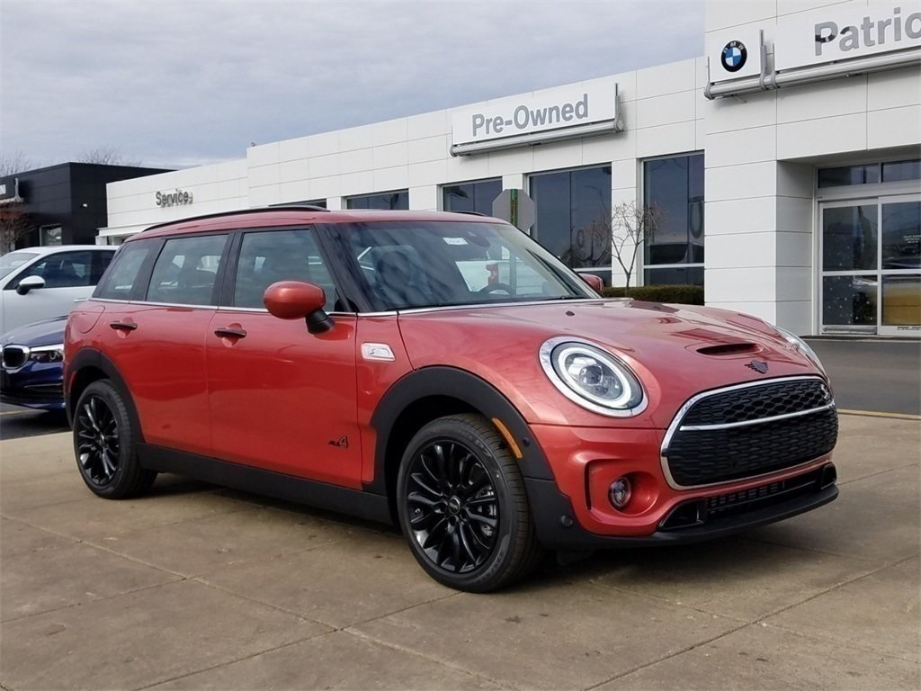 New 2020 MINI Cooper S Clubman ALL4 Classic