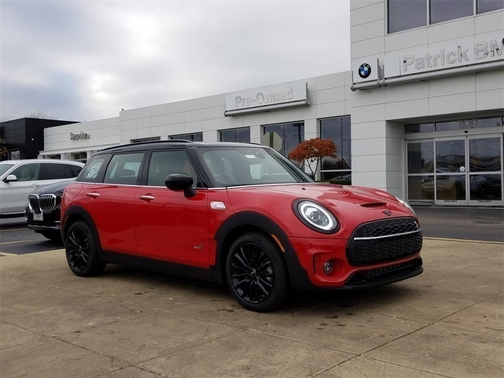 New 2020 MINI Cooper S Clubman ALL4 Signature Premium