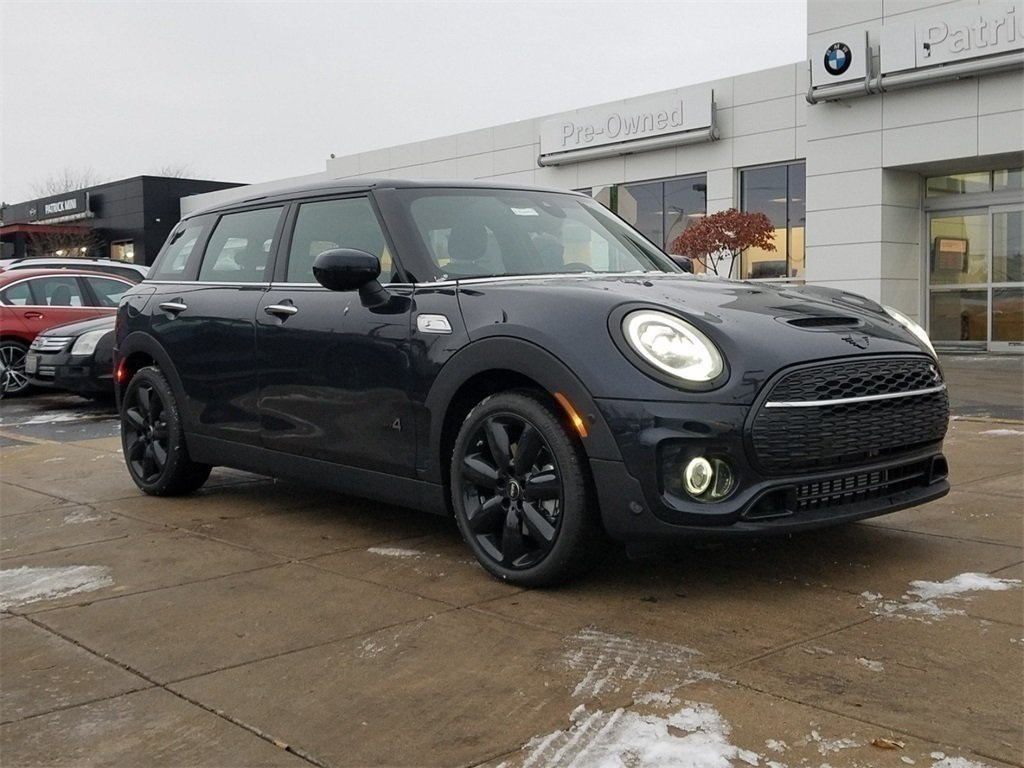 Courtesy Loaner 2020 MINI Cooper S Clubman ALL4 Iconic