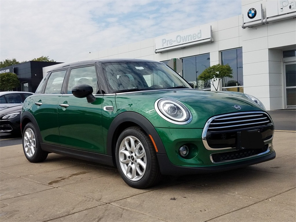 New 2020 MINI Cooper Hardtop 4 Door Signature Premium