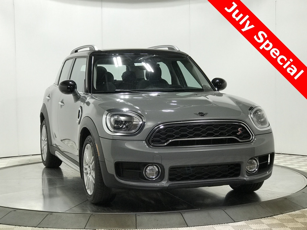 New 2019 MINI Cooper S Countryman Signature Premium
