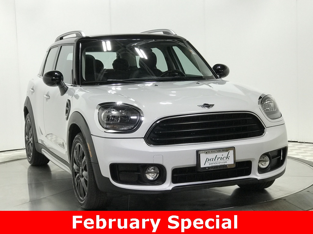 Certified Pre-Owned 2017 MINI  Cooper Countryman ALL4  Base