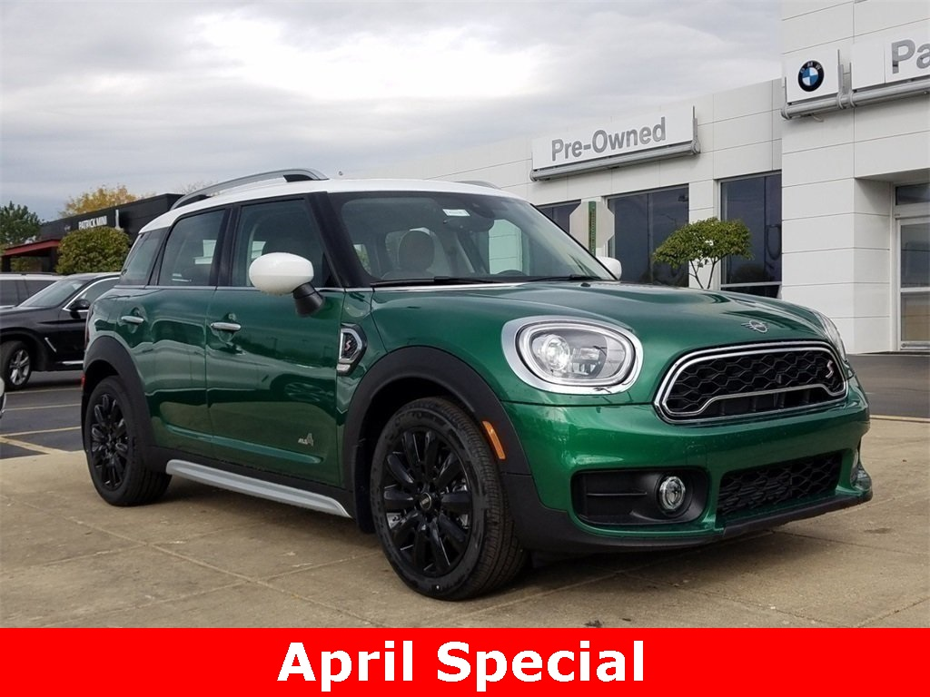 New 2020 MINI Cooper S Countryman ALL4 ALL4 Iconic