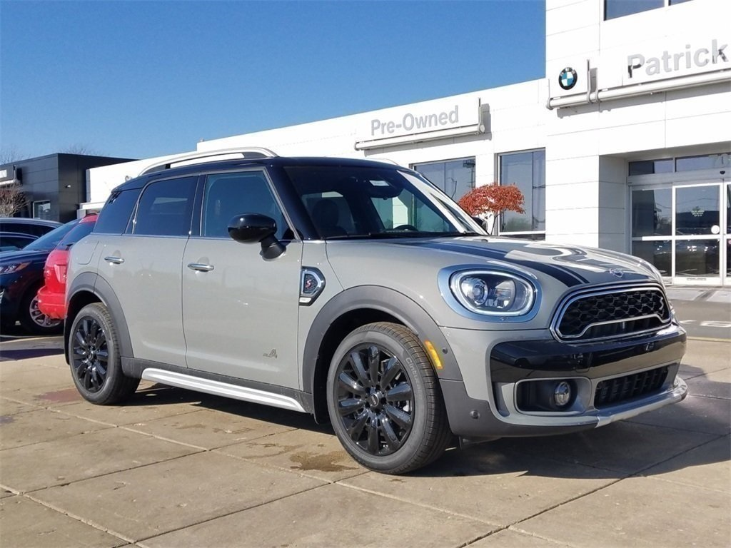New 2020 MINI Cooper S Countryman ALL4 Iconic / Drivers Assistance / Navigation