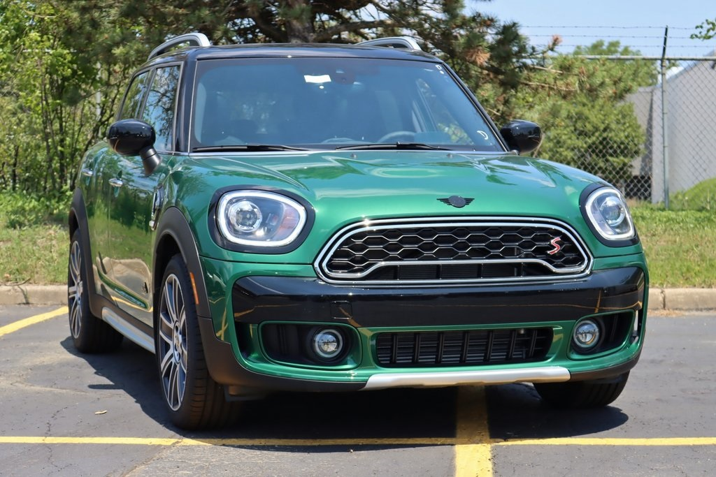 New 2020 MINI Cooper S Countryman ALL4 ICONIC / NAVIGATION
