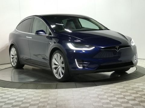 Pre-Owned 2017 Tesla Model X P100D