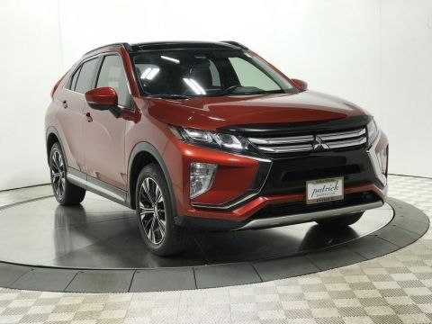 Pre-Owned 2018 Mitsubishi Eclipse Cross SEL