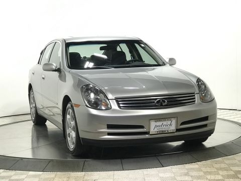 Pre-Owned 2004 INFINITI G35 X