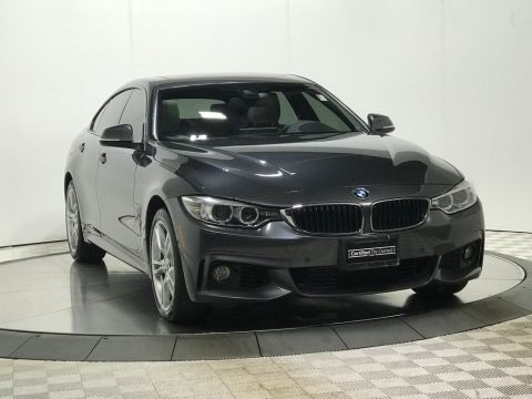 Pre-Owned 2016 BMW 4 Series 435i xDrive Gran Coupe