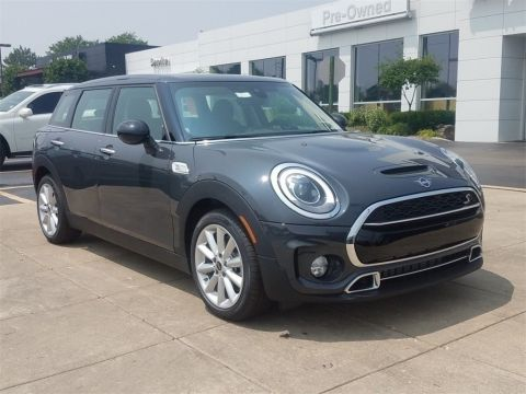 New 2019 MINI Cooper S Clubman Signature Premium