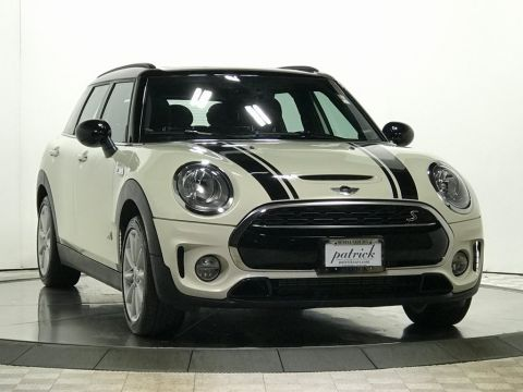 Pre-Owned 2017 MINI Cooper S Clubman