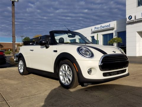 New 2020 MINI Cooper Convertible Signature Premium