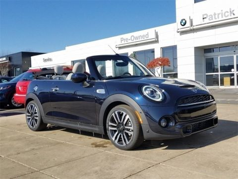 New 2020 MINI Cooper S Convertible Iconic / Driver Assistance / Navigat