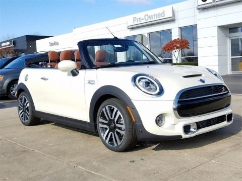 New 2020 MINI Cooper S Convertible Iconic / Drivers Assistance / Navigati
