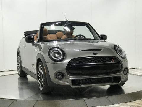 New 2020 MINI Cooper S CONVERTIBLE ICONIC / NAVIGATION