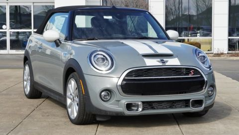 New 2020 MINI Cooper S CONVERTIBLE SIGNATURE PREMIUM
