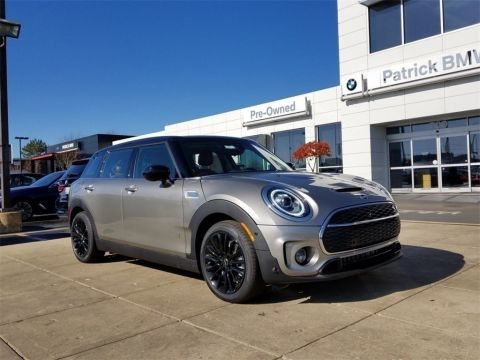 New 2020 MINI Cooper S Clubman ALL4 Iconic / Drivers Assistance / Naviga