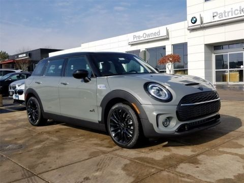 New 2020 MINI Cooper S Clubman ALL4 Iconic / Navigation