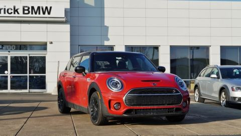 New 2020 MINI Cooper S CLUBMAN ALL4 SIGNATURE