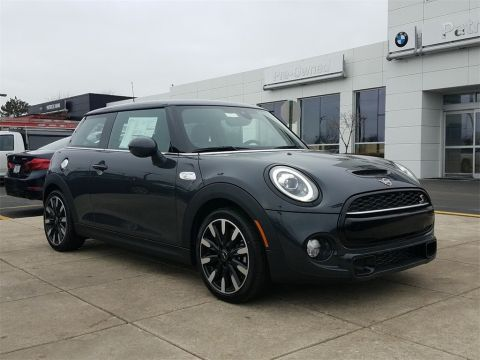 New 2019 MINI Cooper S Hardtop 2 Door Iconic