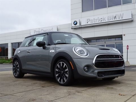 New 2020 MINI Cooper S Hardtop 2 Door Signature / Navigation