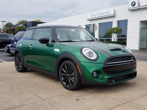 New 2020 MINI Cooper S 2 Door Iconic