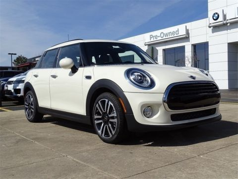 New 2019 MINI Cooper Hardtop 4 Door Iconic