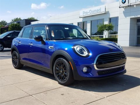 New 2019 MINI Cooper Hardtop 4 Door Signature Premium