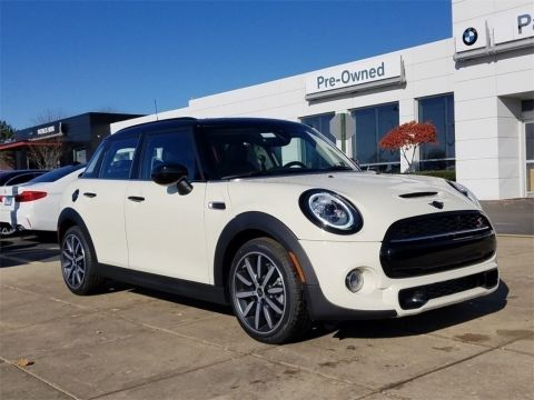 New 2020 MINI Cooper S HArdtop 4 Door Signature Premium