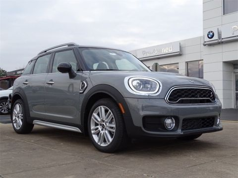 New 2019 MINI Cooper S Countryman ALL4 Signature Premium