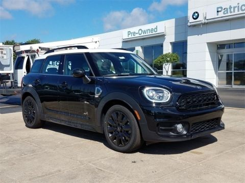 New 2019 MINI Cooper S Countryman ALL4 Base