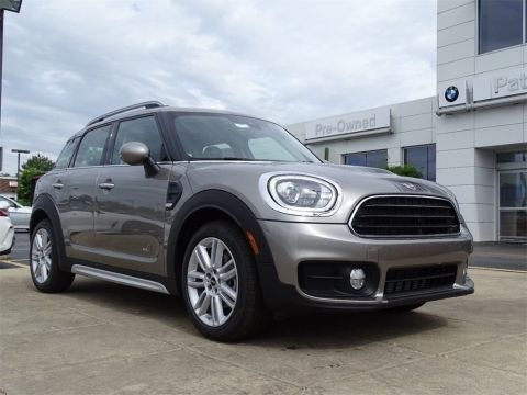 New 2019 MINI Cooper S Countryman ALL4 Signature Premium/Navigation