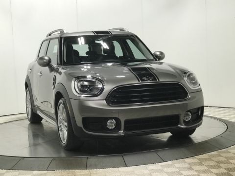 New 2019 MINI Cooper Countryman ALL4 Signature Premium/Navigation