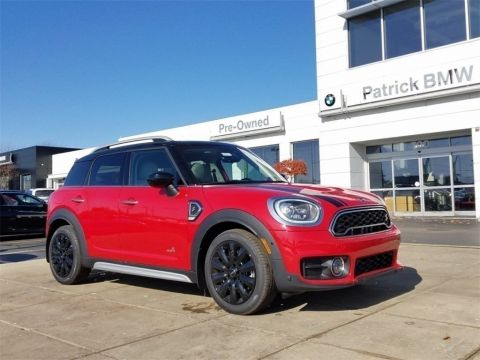 New 2020 MINI Cooper S Countryman ALL4 Iconic / Driver Assistance / Navigation