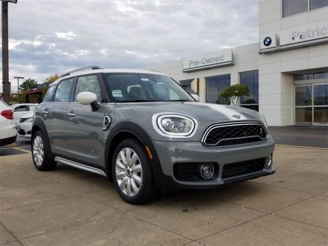 New 2020 MINI Cooper S Countryman ALL4 Signature Premium / Navigation